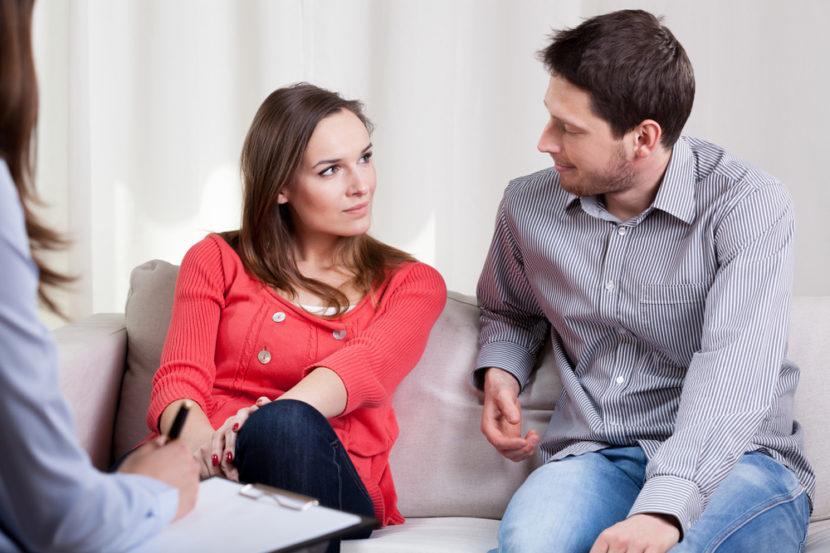 Помощь психолога в отношениях
