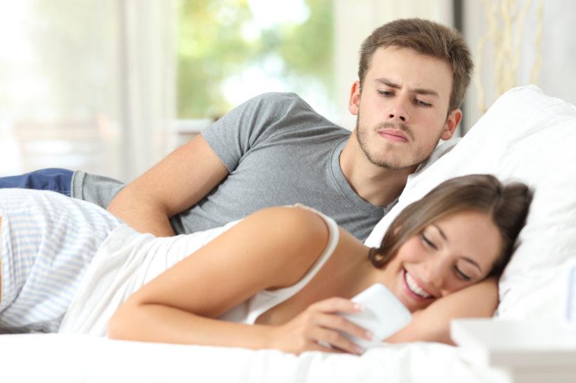 Помощь психолога при ревности