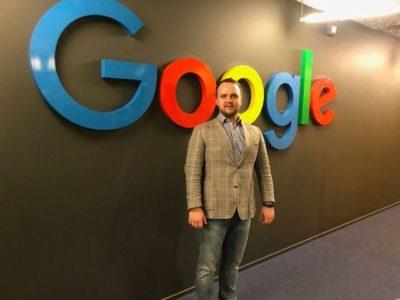 Лекция для сотрудников Google